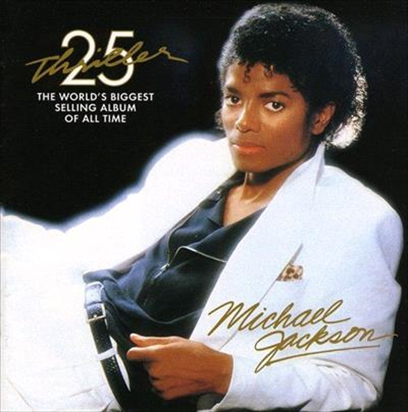 Thriller 25th Anniversary | CD