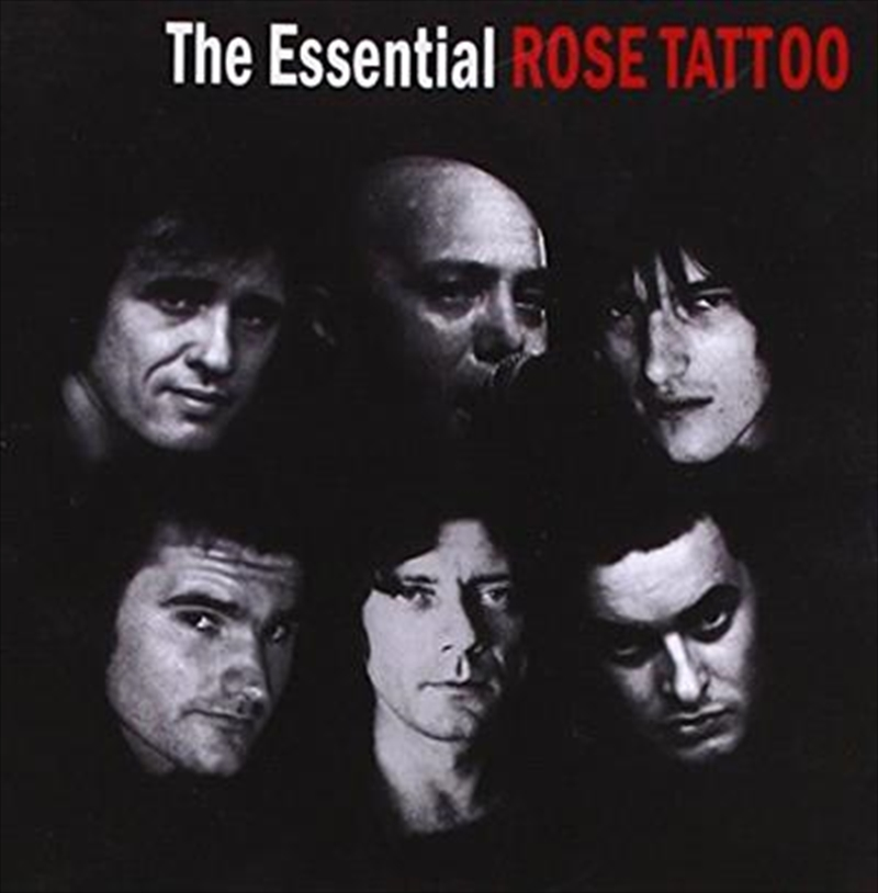 Essential Rose Tattoo