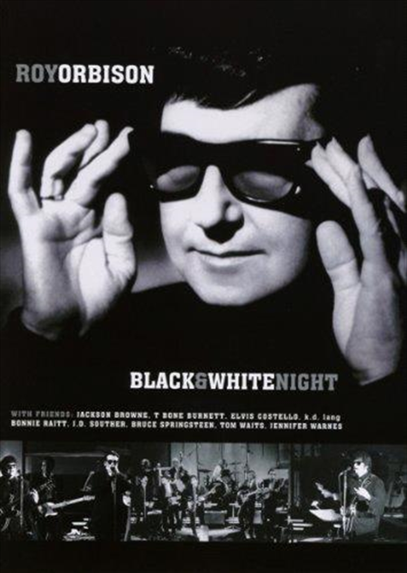 Black And White Night | DVD