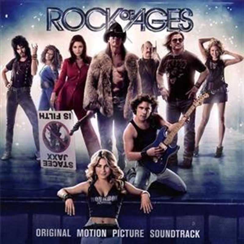 Rock Of Ages | CD