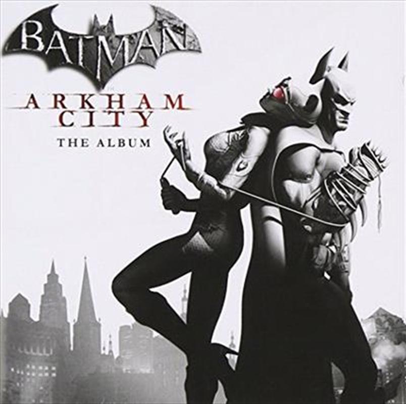 Batman- Arkham City | CD