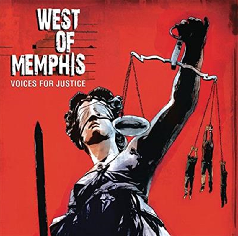 West Of Memphis- Voices For Justice | CD