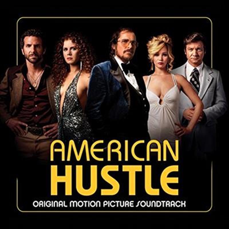 American Hustle | CD