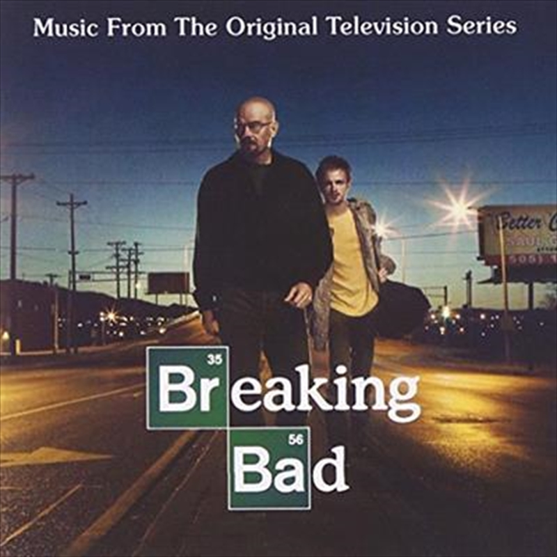 Breaking Bad (music From The Original Television Series) | CD