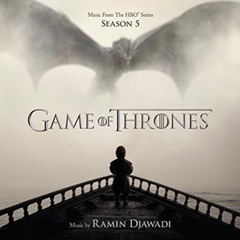 Game Of Thrones (music From The Hbo® Series - Season 5)   CD