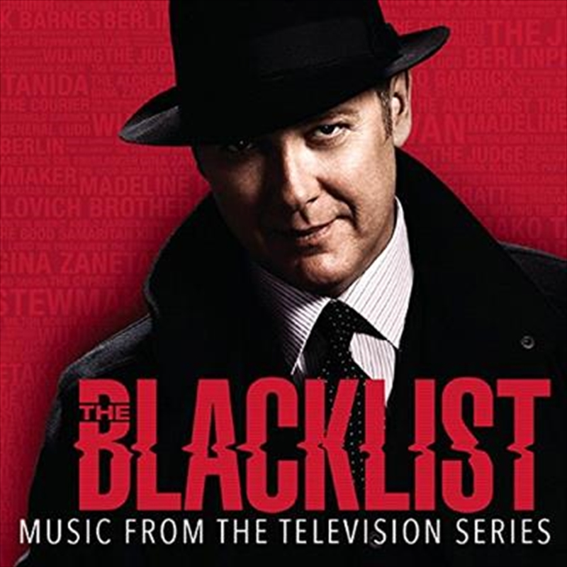 Blacklist (music From The Television Series), The | CD