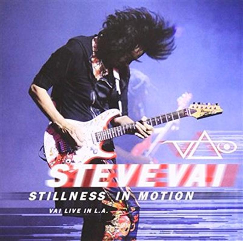 Stillness In Motion - Vai Live In L.A. | CD