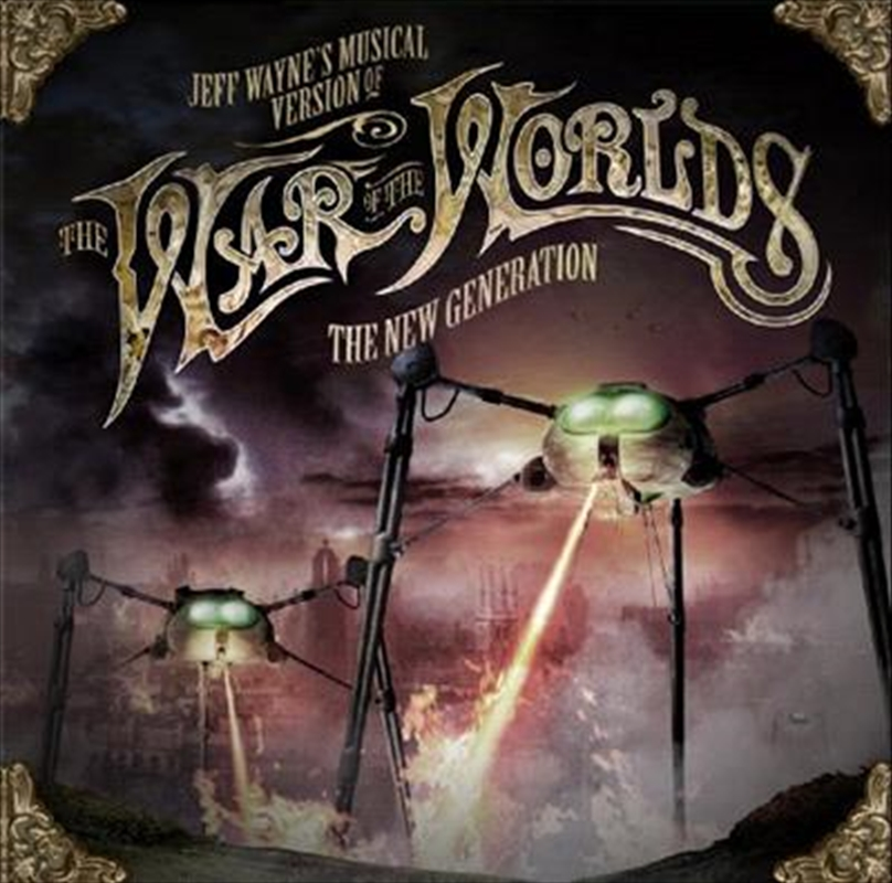 Jeff Wayne's Musical Version Of The War Of The Worlds - The New Generation | CD