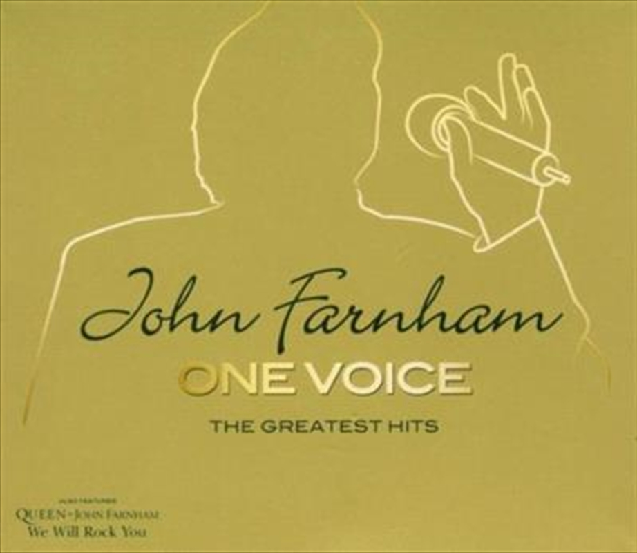 One Voice- Greatest Hits | CD