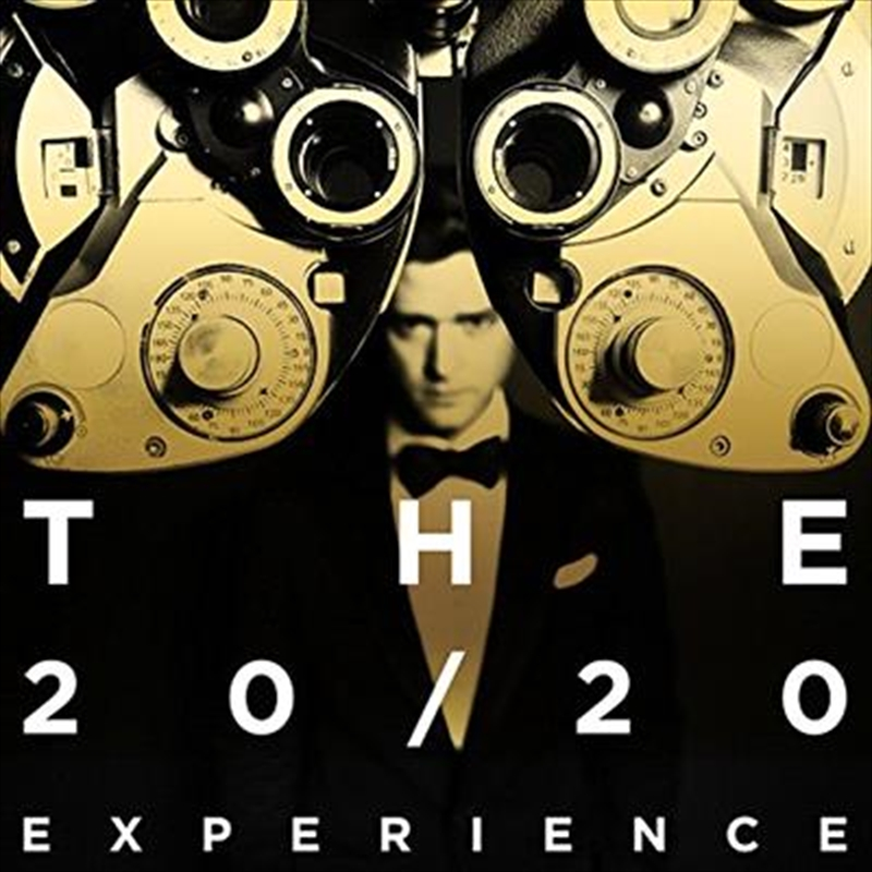 20/20 Experience - 2 Of 2 Deluxe Edition | CD
