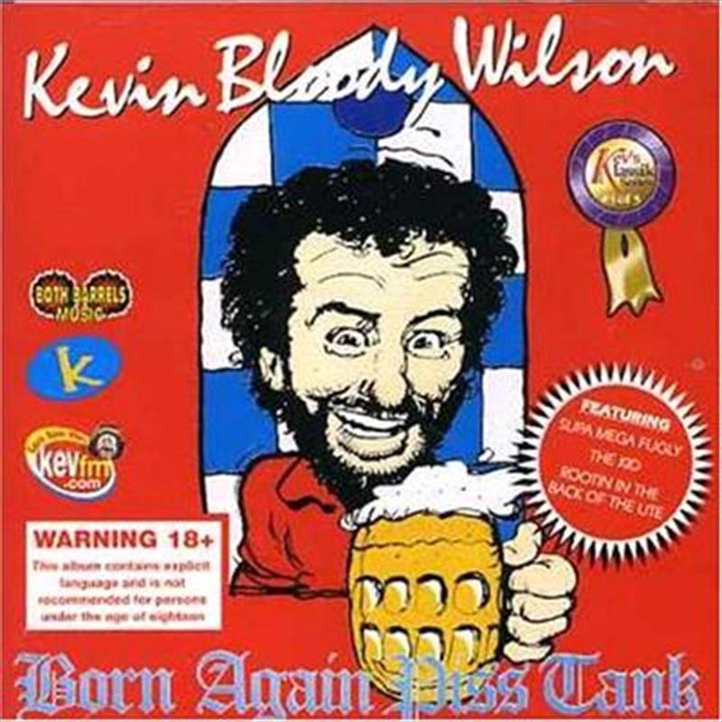 Born Again Piss Tank | CD