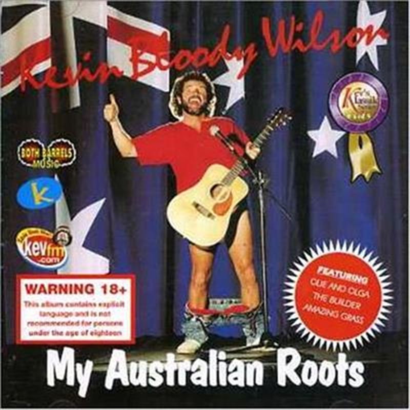 My Australian Roots | CD