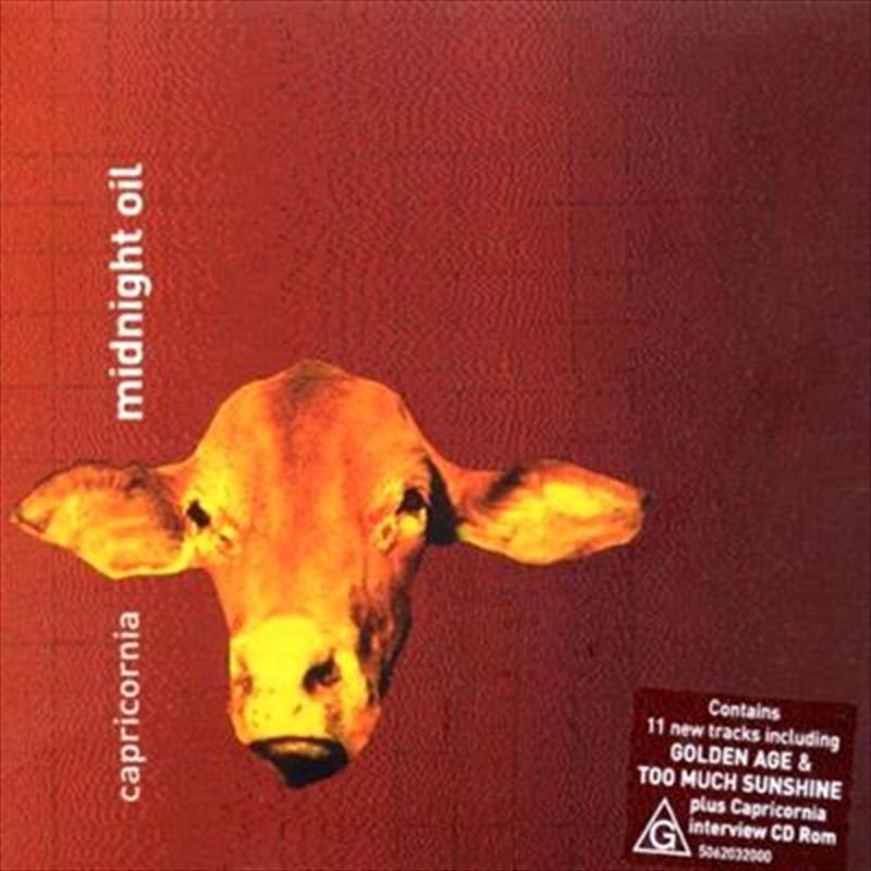 Capricornia (+ CD ROM) | CD
