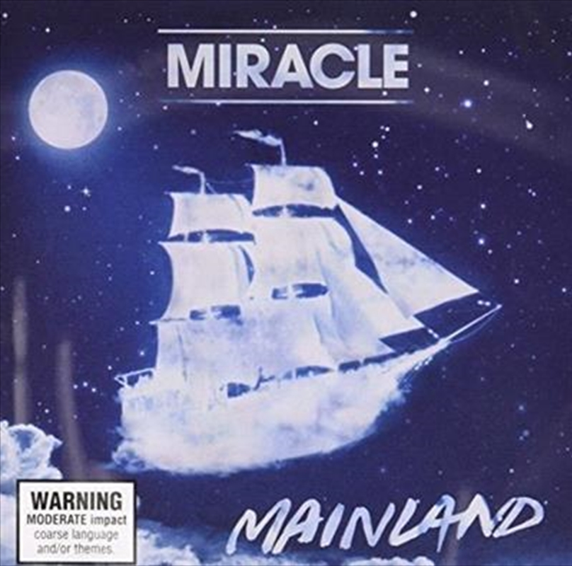 Mainland | CD