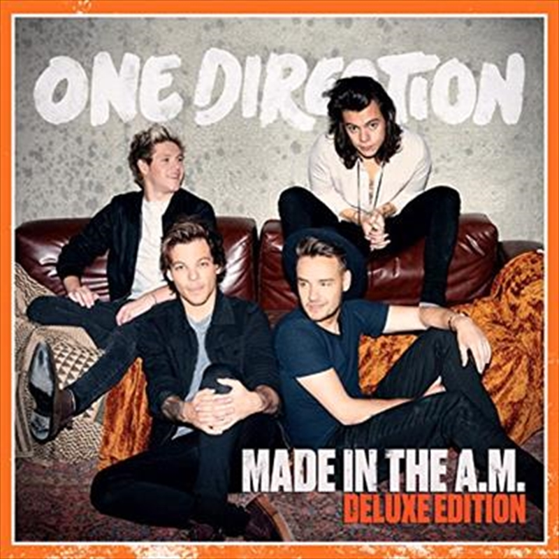 Made In The A.M. (Deluxe Edition) | CD