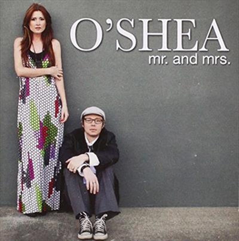 Mr and Mrs | CD