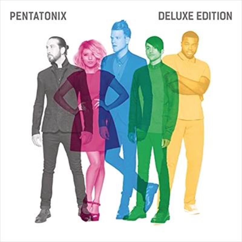 Pentatonix (Deluxe Version) | CD