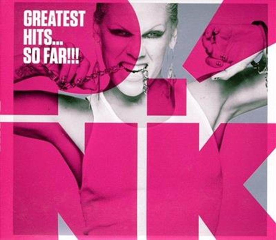 Buy Pink Greatest Hits So Far Cd Sanity Online
