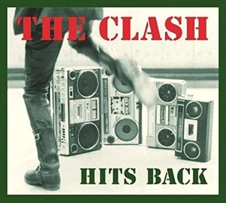 Clash Hits Back 2CD | CD
