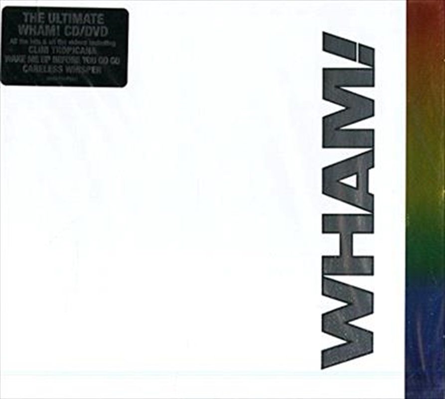 Wham The Final (Deluxe Edition) | CD/DVD