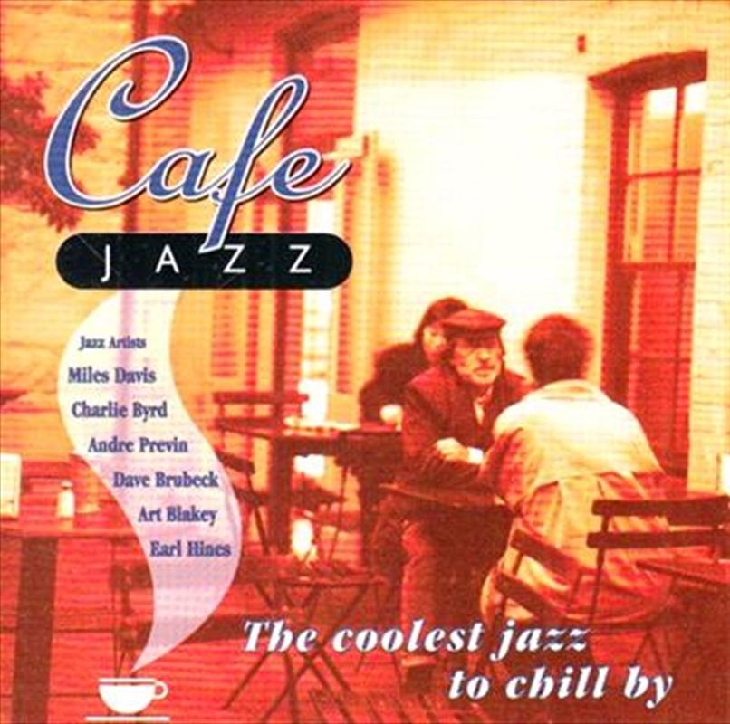 Cafe Jazz Volume 1 | CD