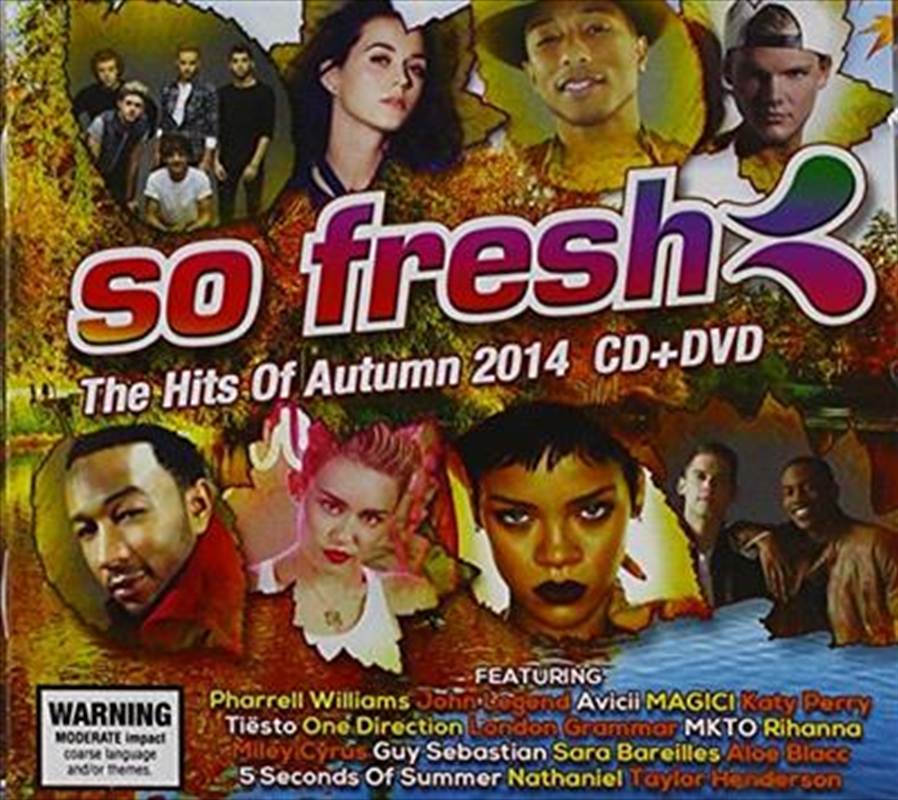 So Fresh- The Hits Of Autumn 2014
