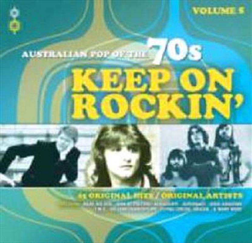 Australian Pop Of The 70s - Vo   CD