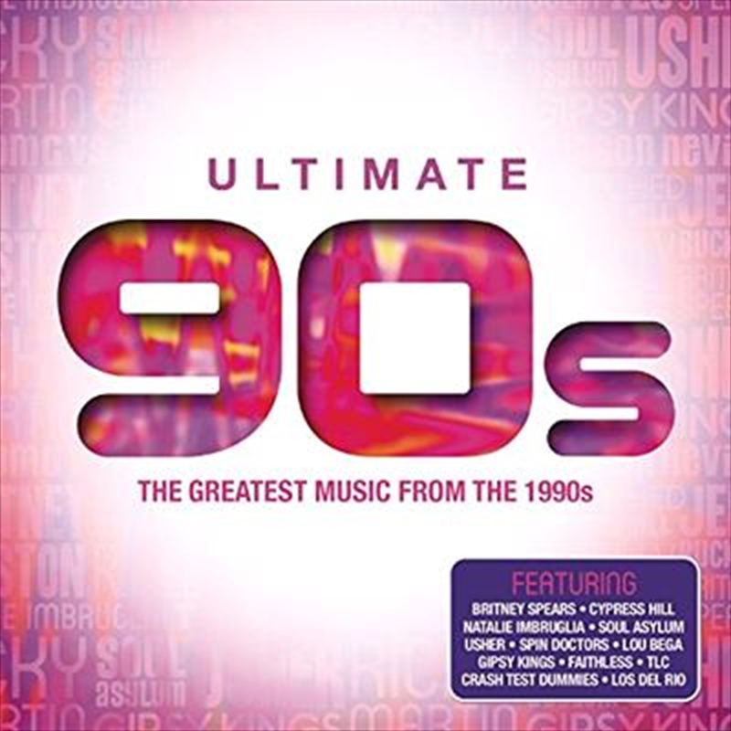 Ultimate... 90s | CD