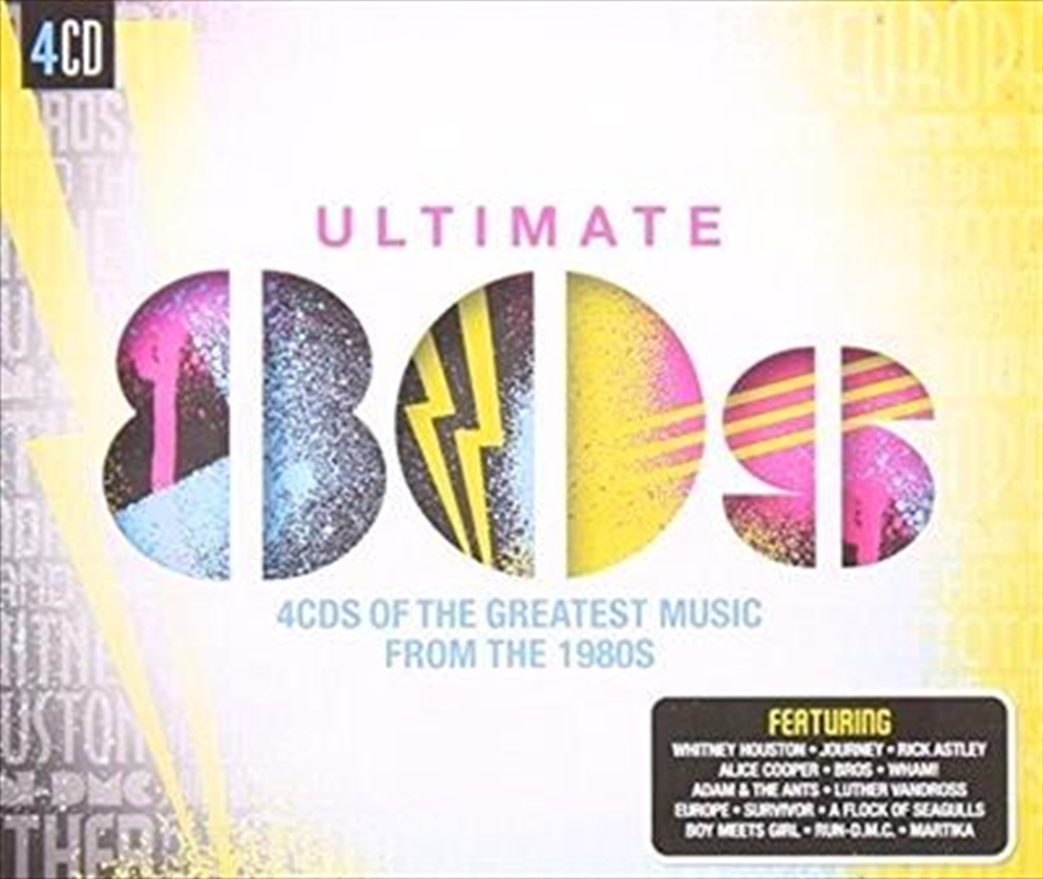 Ultimate 80s | CD