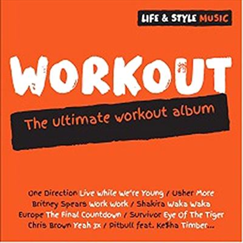 Life and Style Music - Workout   CD