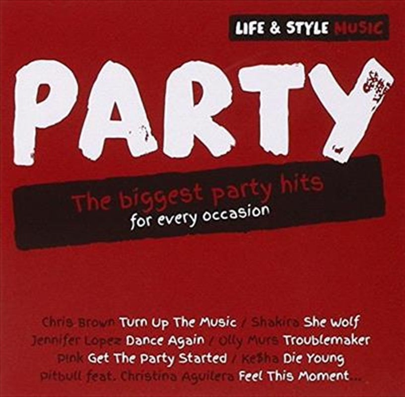 Life and Style Music- Party | CD