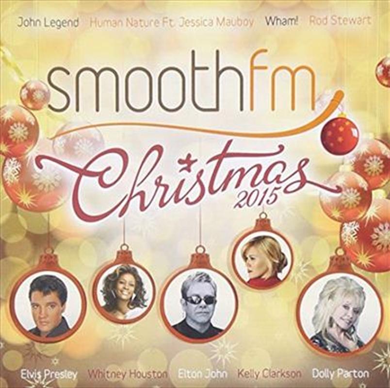 Smoothfm Presents Christmas 2015 | CD