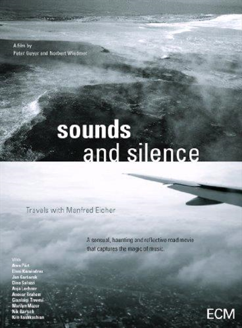 Sounds And Silence- Travels With Manfred Eicher | DVD
