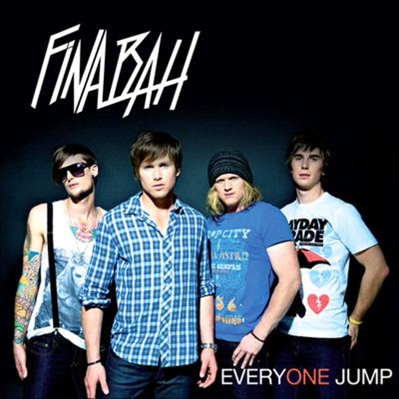 Everyone Jump (When They Tell You How High) | CD Singles