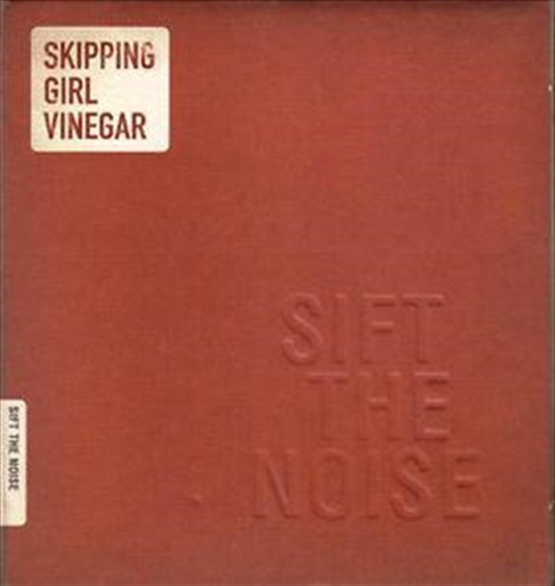 Sift The Noise | CD Singles
