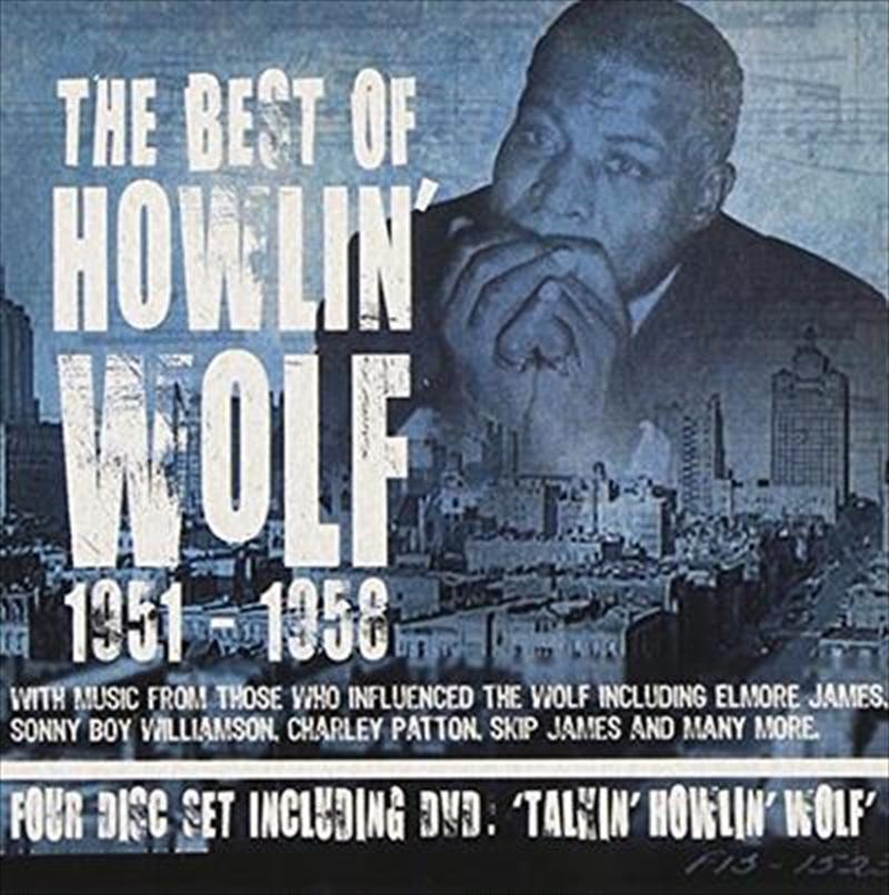 Best Of Howlin' Wolf 1951-1958 | DVD