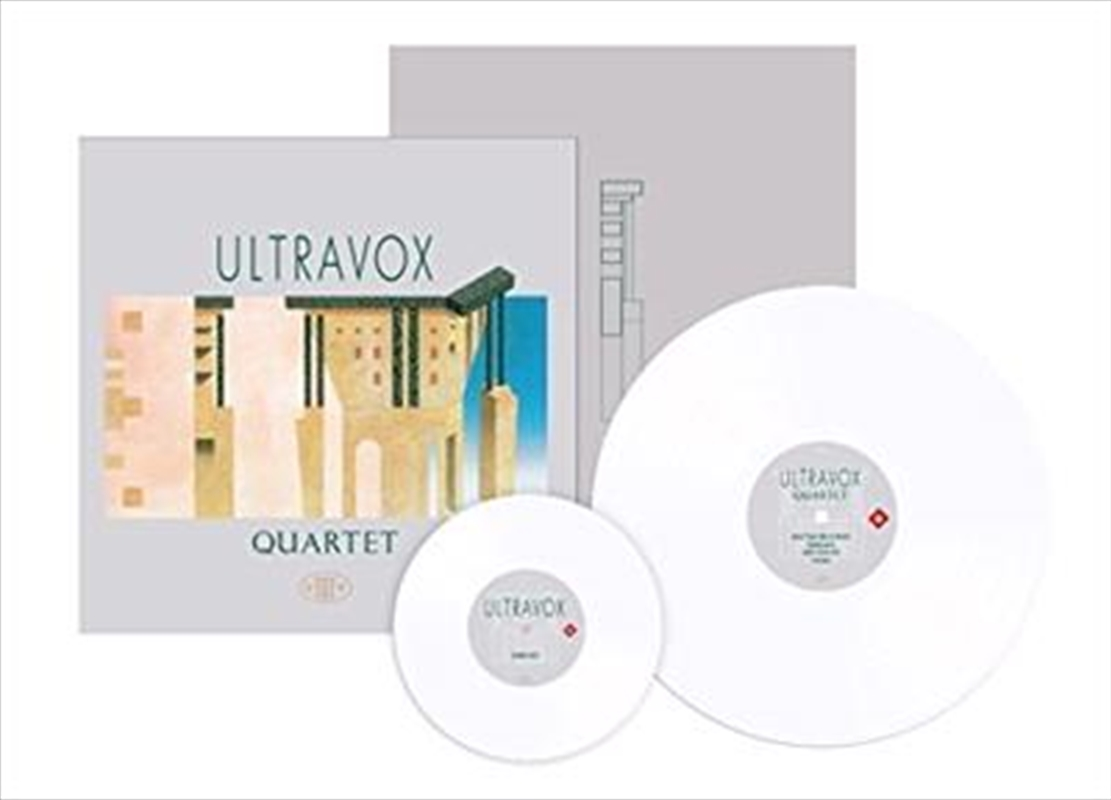Quartet Remastered Rock Vinyl Sanity