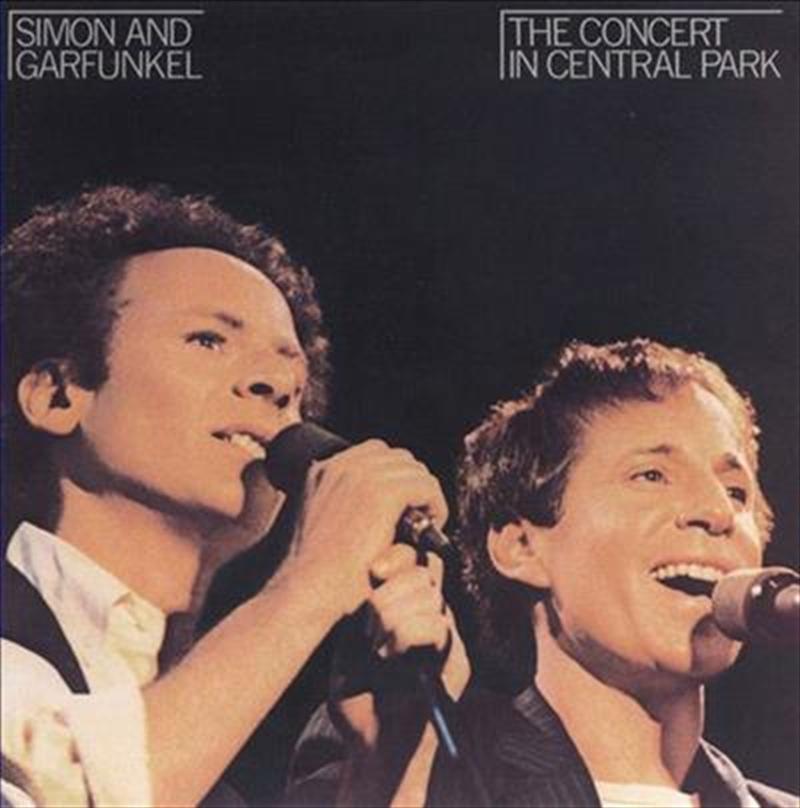 Concert In Central Park | DVD