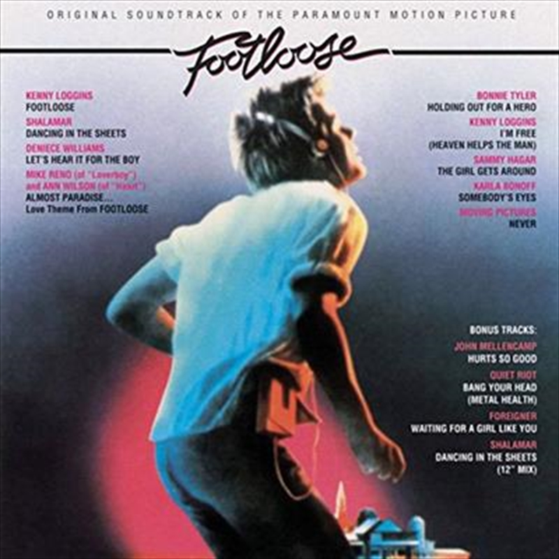Footloose (original Motion Picture Soundtrack) | Vinyl
