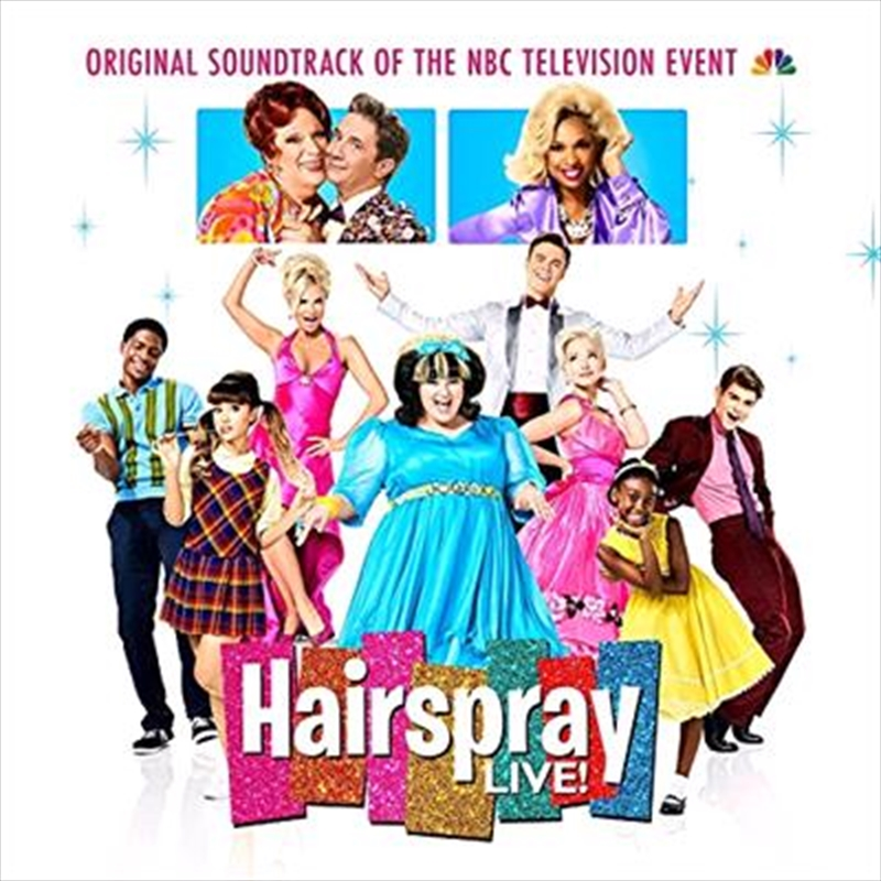 Hairspray Live! - Original Soundtrack Of The NBC Television Event | CD