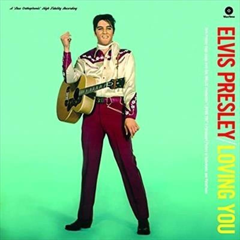 Loving You (Bonus Tracks) | Vinyl