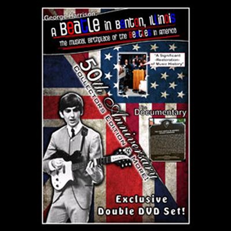 A Beatle In Benton, Illinois- 2 Disc Special Edition | DVD