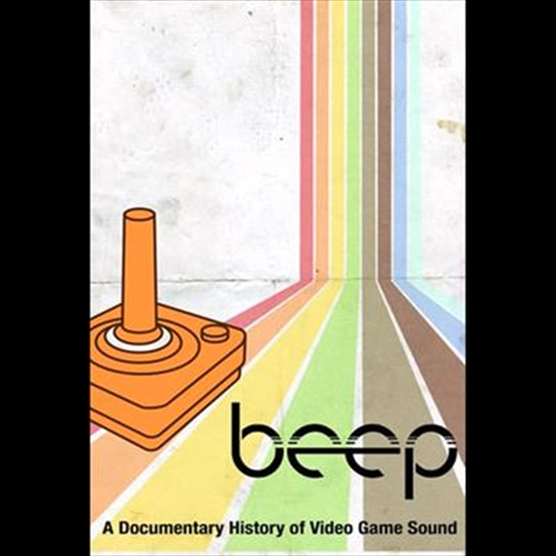 Beep- A Documentary History Of Game Sound | Blu-ray