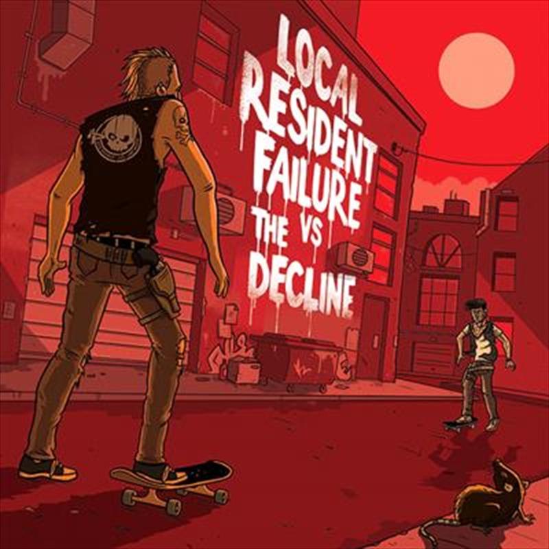 Local Resident Failure Vs The | Vinyl