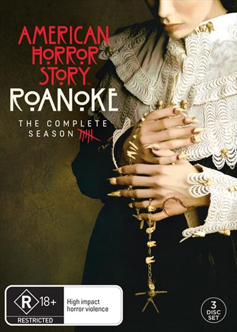 Buy American Horror Story Roanoke Season 6 On Dvd On