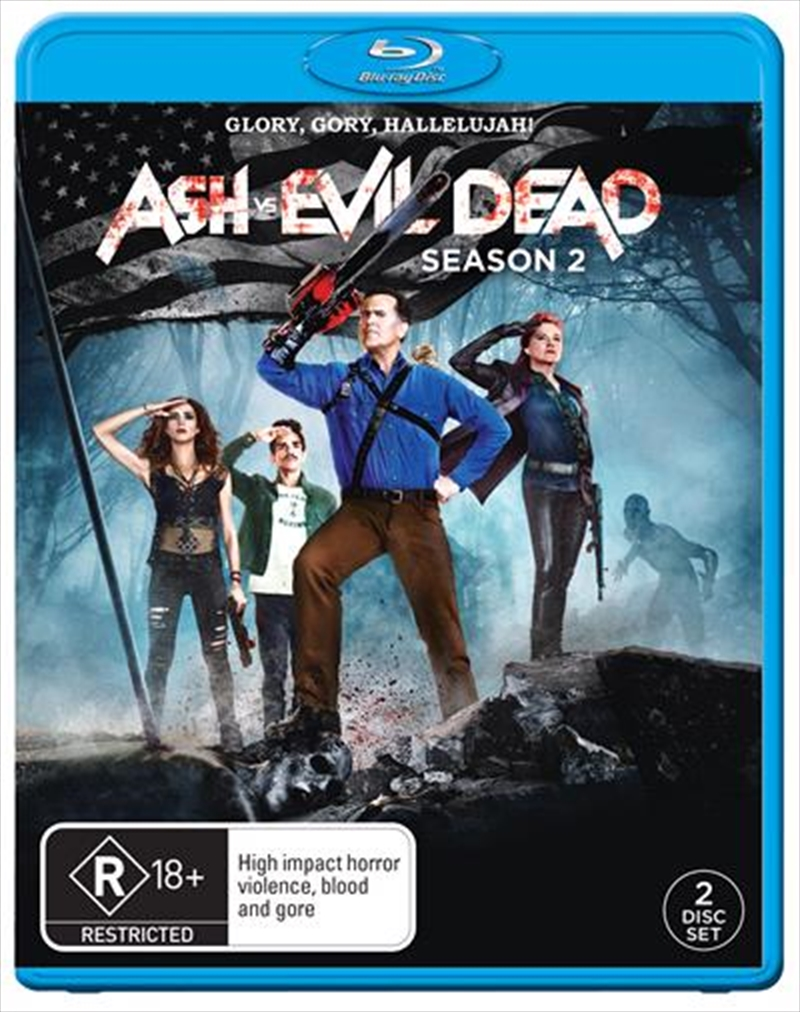 Ash Vs Evil Dead - Season 2 | Blu-ray