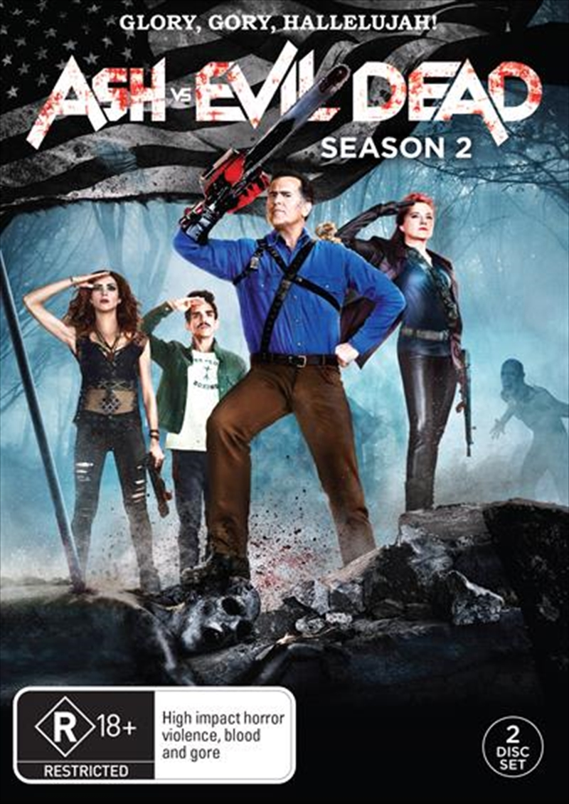 Ash Vs Evil Dead - Season 2 | DVD