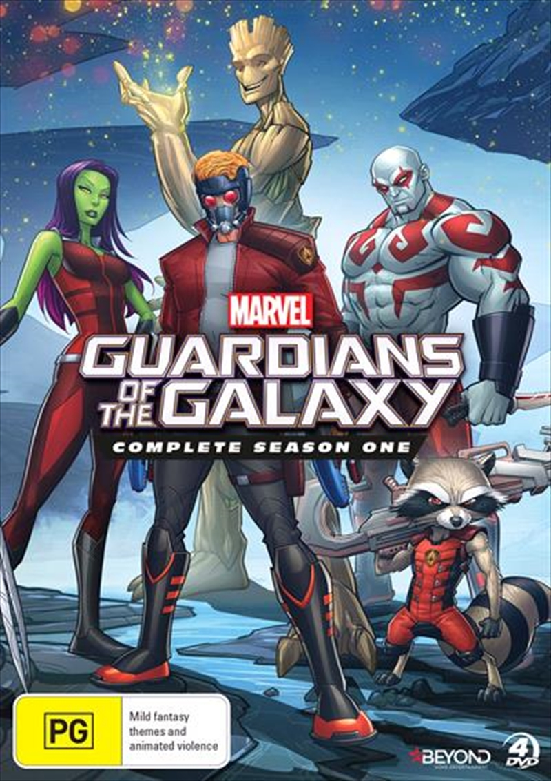 Guardians Of The Galaxy Staffel 1