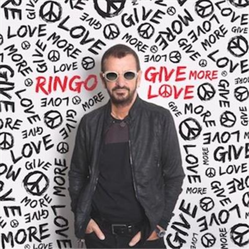 Give More Love | CD