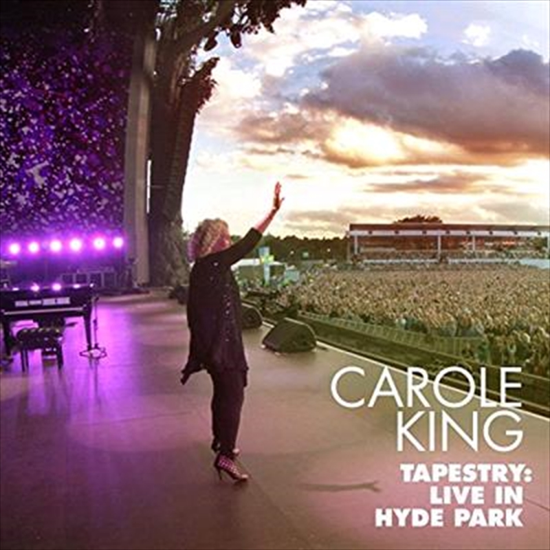 Tapestry: Live In Hyde Park   Blu-ray/CD